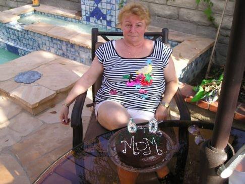 Celebrating My Mom's 60th Birthday!